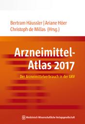 Cover Arzneimittel-Atlas 2017