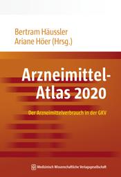 Cover Arzneimittel-Atlas 2018